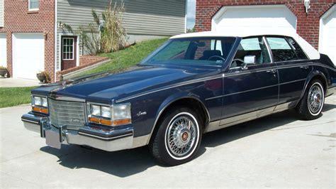 1984 Cadillac Sedan by 1984 Cadillac Seville 4 Door Sedan F25 Kansas City 2009