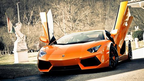 New Sports Car Wallpapers by New Lamborghini Aventador Sports Cars Hd Wallpaper Bull