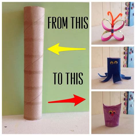paper towel roll crafts for paper towel roll crafts for and adults turn the