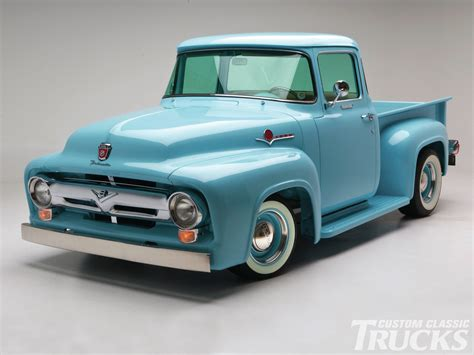 1956 Ford F100 Parts by 1956 Ford F100 Restoration