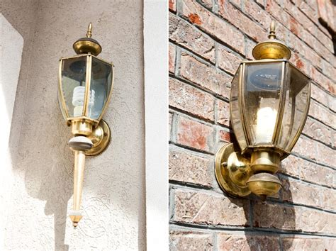 painting metal light fixture painting metal light fixture day 6 spray paint your