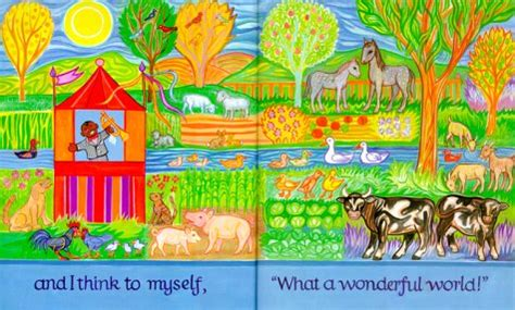 what a wonderful world picture book speaking to the soul how s your lent going episcopal cafe
