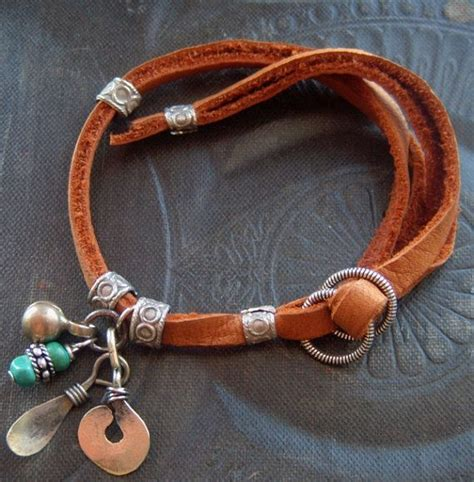 leather jewelry ideas trendy leather jewelry ideas with 17 pics