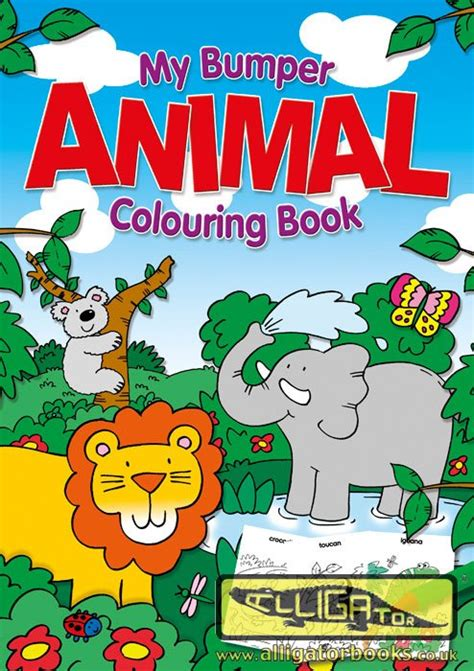 pictures of coloring books jumbo colouring books alligator books