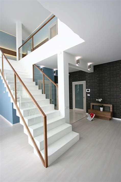 stairs design trends of stair railing ideas and materials interior
