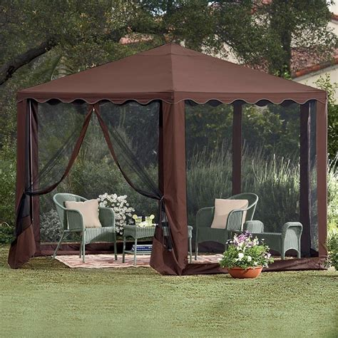 gazebo canopy patio tent outdoor furniture deck frame