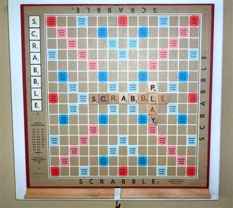 magnetic scrabble board for wall magnetic scrabble board authentic scrabble board on 16 quot x