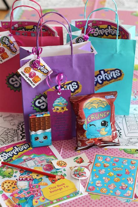 17 best images about birthday shopkins on