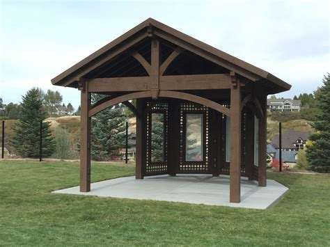 pergolas with roof cedar city attached pergola with translucent corrugated
