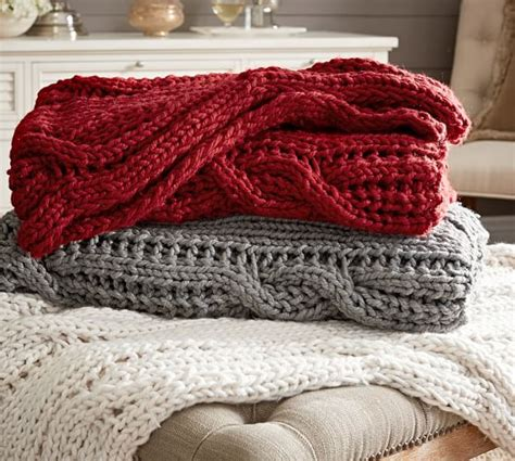 ikea cable knit throw cable knit throw crochet and knit