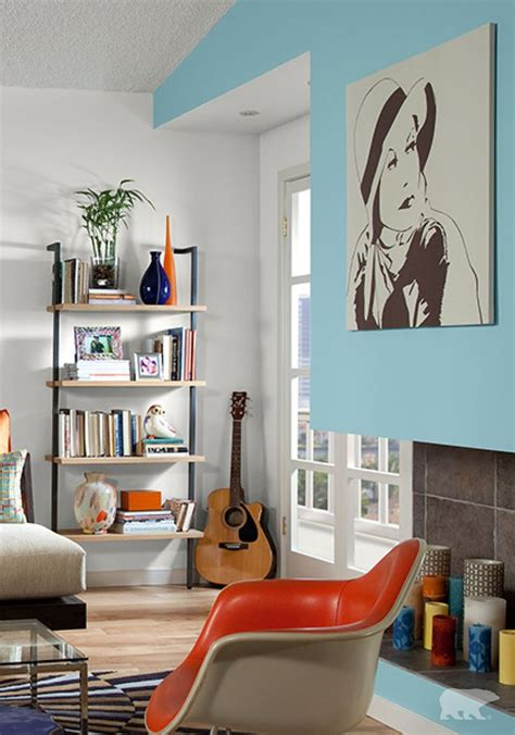 behr paint color is a beautiful thing behr paints in clear vista blue and white are sure to keep