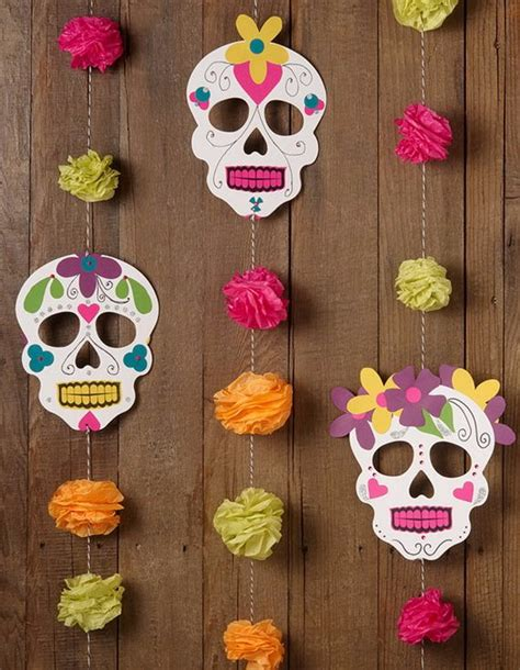 mexican craft for day of the dead mexican crafts and activities family