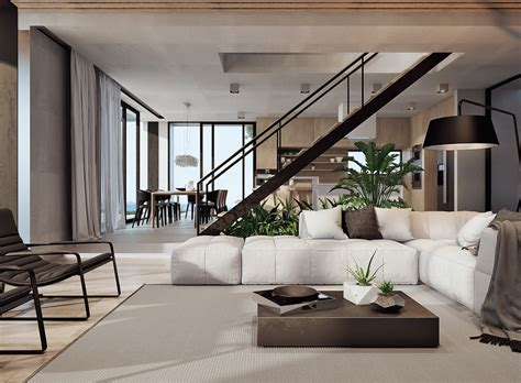 modern style homes interior stunning costa house with a spectacular coastal view