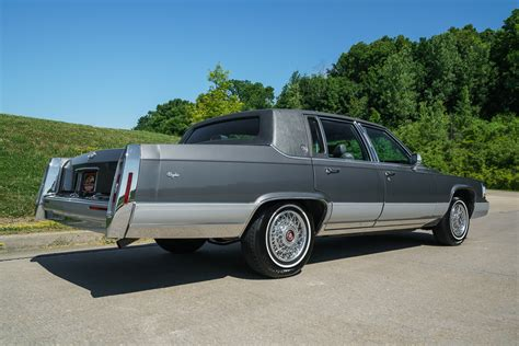 1992 Cadillac Brougham For Sale by 1992 Cadillac Brougham Fast Classic Cars