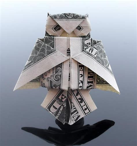 30 Excellent Exles Of Dollar Bill Origami