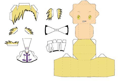 tora origami tora igarashi papercraft template by groncaloncia on