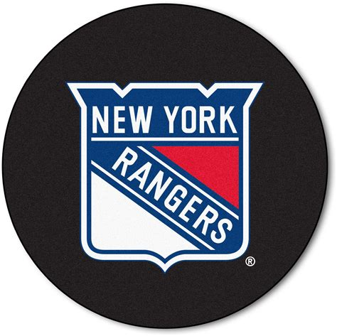 Curtain Backing by New York Rangers Hockey Puck Rug Interiordecorating