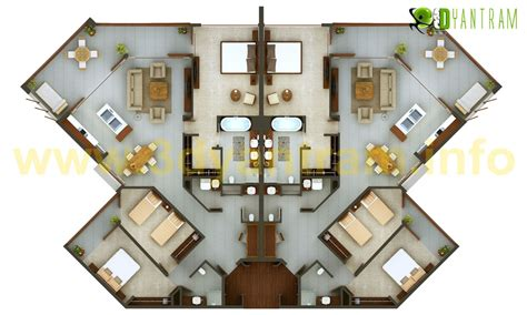 Designer Floor Plans 3d floor plan design interactive 3d floor plan yantram