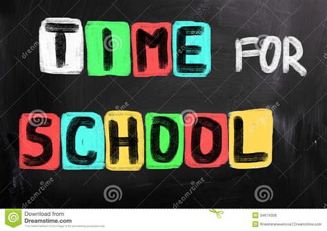 for school time for school concept royalty free stock image image