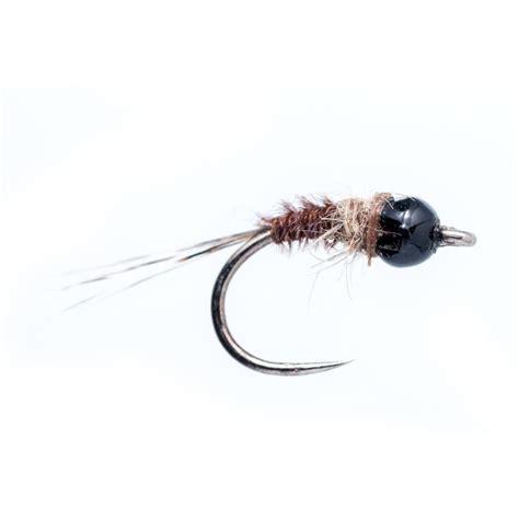 bead pheasant tungsten black bead pheasant unique flies
