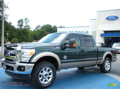 2011 Ford F250 by 2011 Ford F250 Duty Lariat Crew Cab 4x4 In Forest