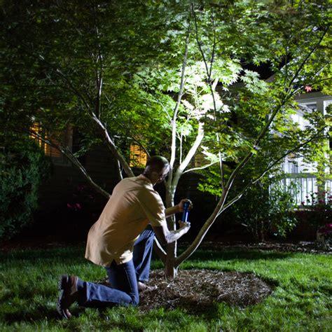 outdoor light installation install landscape lighting