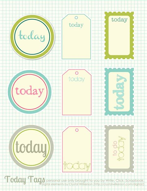 for free to print fancy photo booth scrapbooking printables