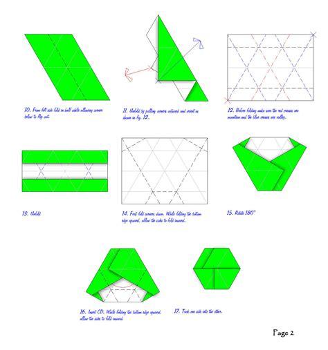 origami envelope pattern origami envelope for cd comot