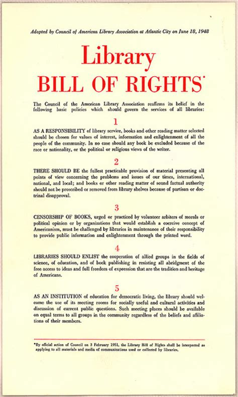 bill of rights picture book banned books awareness and reading for knowledge
