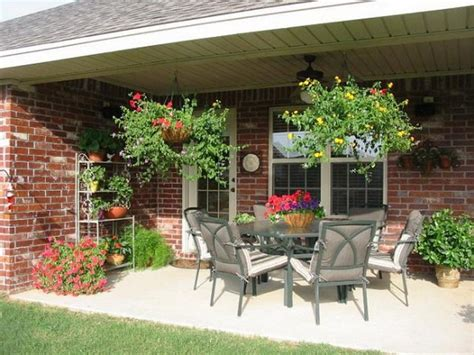 patio decorations 30 inspiring patio decorating ideas to relax on a days