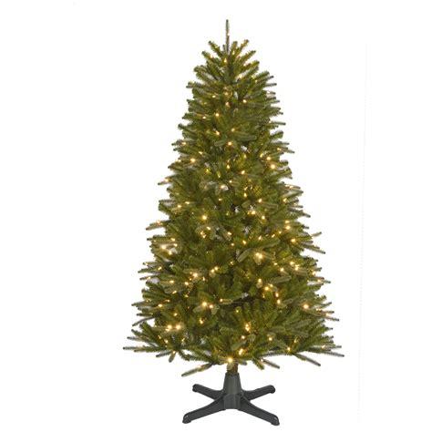 sears trees pre lit 6 5 pre lit regal fir tree sears