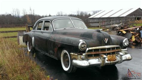 Parts For Cadillac by 1949 Cadillac Fleetwood Parts Or Project Car