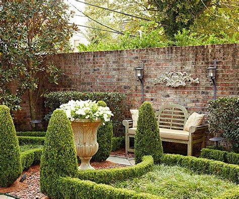 brick walls for gardens beautiful backyard inspiration gardens brick garden and