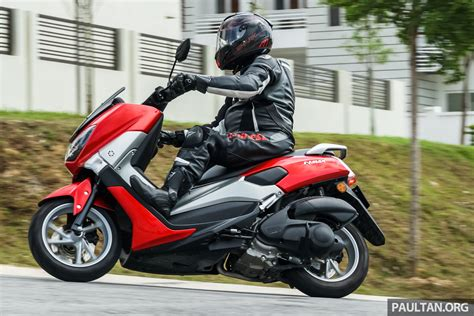 Pcx 2018 Vs Aerox by Review 2016 Yamaha Nmax Scooter Pcx150 Killer Image 518092