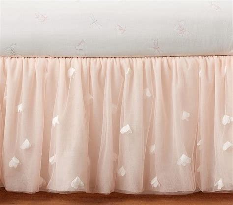 crib bed skirt diy 25 best ideas about tulle crib skirts on crib