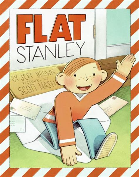Flat Stanley Picture Book Edition By Jeff Brown
