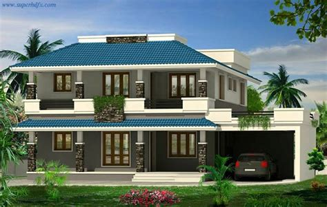 kerala model house plans with elevation new kerala house plans with front elevation