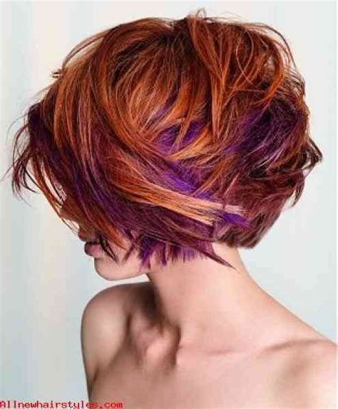 multie colored bob hair styles multi tone hair colors for 2015 summer all new hairstyles