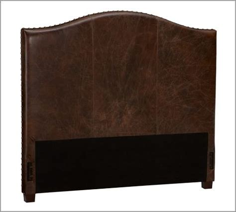 Leather Nailhead Headboard by 17 Best Images About Headboards On Pinterest Upholstery