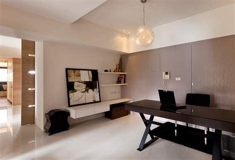 contemporary home office interior design ideas