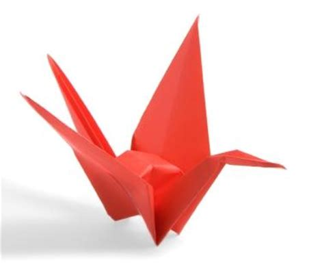 advanced origami crane origami diagrams