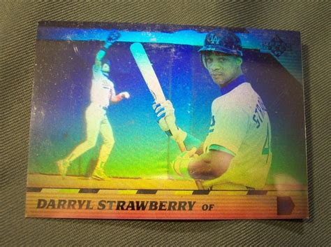 how to make a hologram card 1992 deck hologram baseball cards in