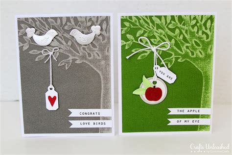 embossing card embossing tutorial and easy embossed cards