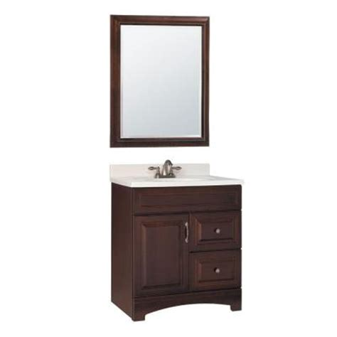 home depot bathroom mirror cabinets american classics gallery 30 in w x 21 in d vanity