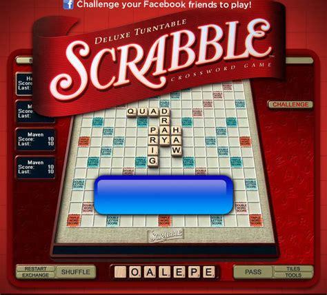 scrabble ki free board