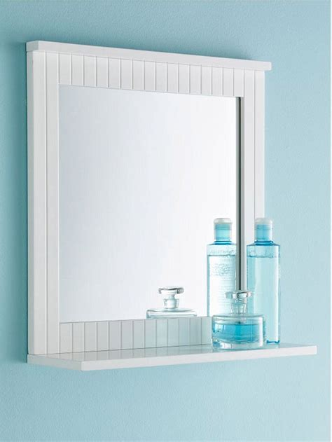 bathroom mirrors with shelves white bathroom mirrors with shelf creative bathroom