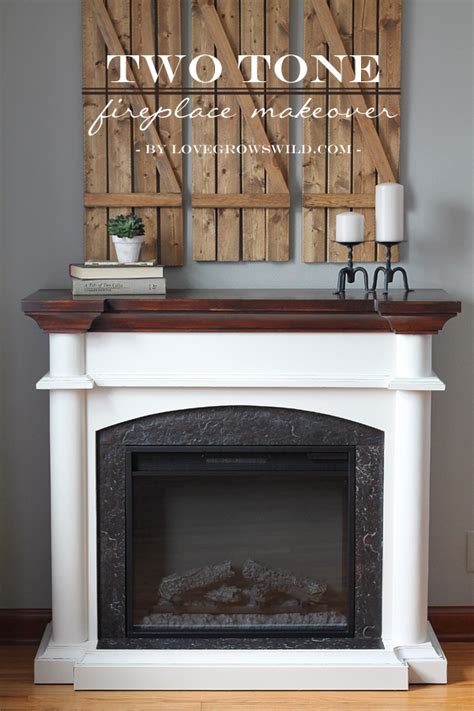 diy chalk paint fireplace refinished media console with chalk paint 174 grows