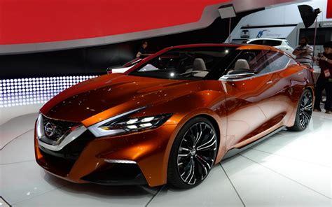 Nissan Maxima Concept by Detroit Nissan Sport Sedan Concept The Next Maxima