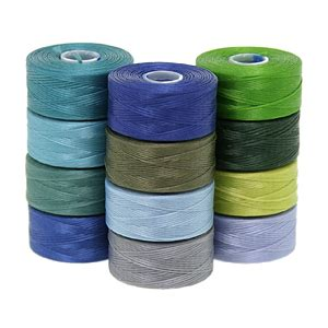 thread a bead how to choose the right type of beading thread for your