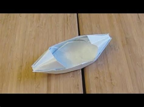 origami paper weight my paper boat that floats on water origami